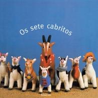 """""""Os sete cabritos"""", adaptación de X. Ballesteros, ilustracións de Sofía F. Rodríguez e Ana Míguez (Kalandraka)."""