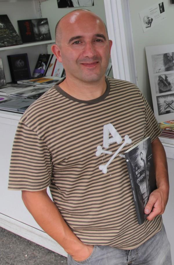 Ramón Trigo, ilustrador.