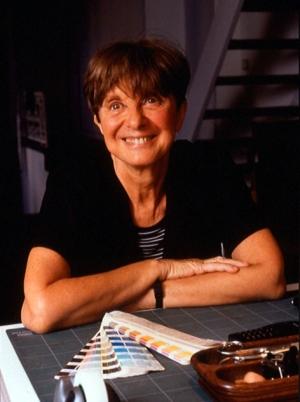 Adela Turín, escritora.