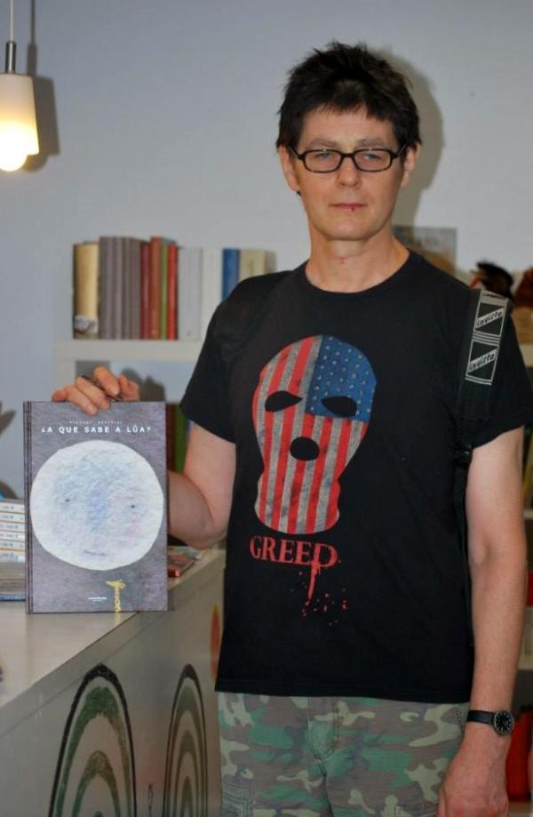 Michael Grejniec en Libros para Soñar.