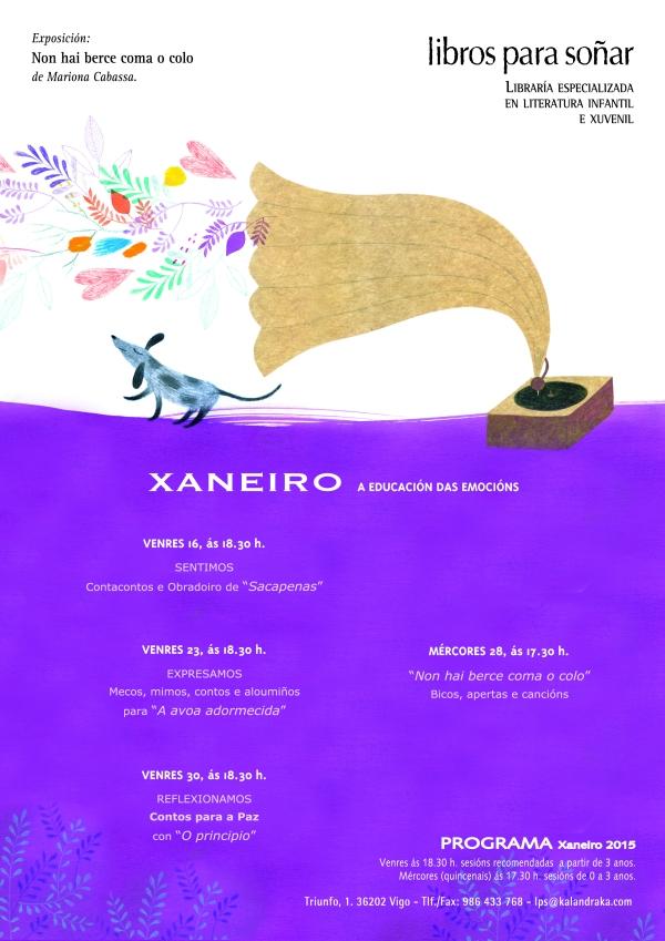 programa XANEIRO 2015
