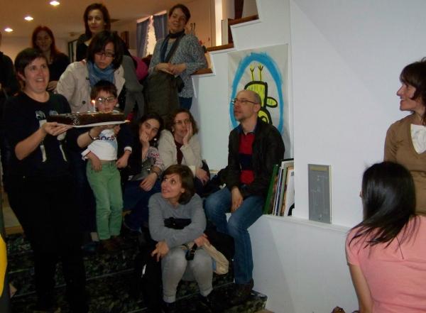 15º aniversario de LIBROS PARA SOÑAR.