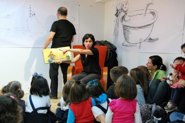"""""""O pirata Pata de Lata"""", narrado por Sandra e ilustrado por Ramón Trigo."""
