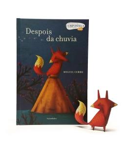 """""""Despois da chuvia"""", de Miguel Cerro (Kalandraka)."""