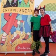 """Obradoiro de danzas do Entroido arredor do mundo, con Pesdelán: """"Entroidanzas""""."""