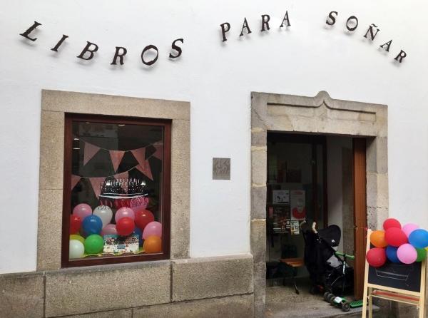 16º aniversario de LIBROS PARA SOÑAR