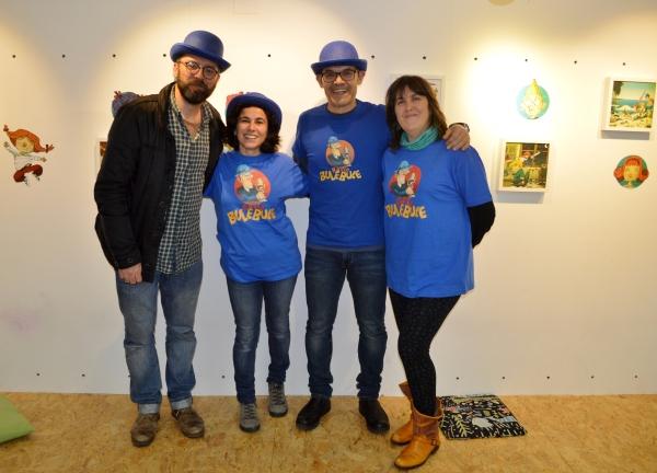 Paco Nogueiras presentounos RADIO BULEBULE en 'Libros para soñar'