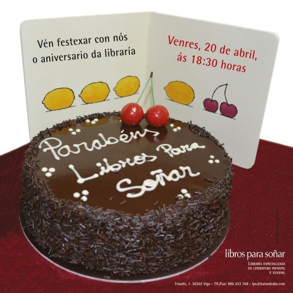 Festa dos 17 anos de LIBROS PARA SOÑAR