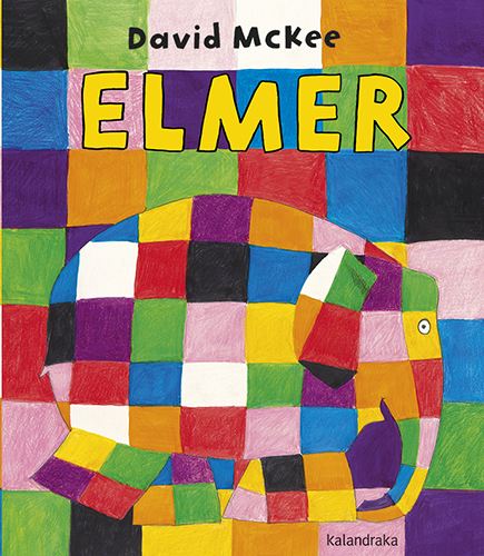 Elmer, de David McKee (Kalandraka)