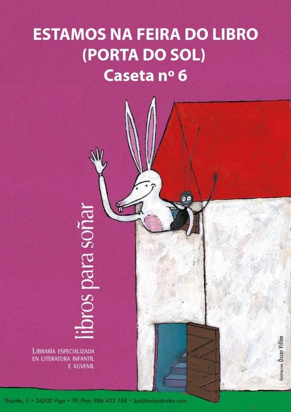 feira do libro de Vigo