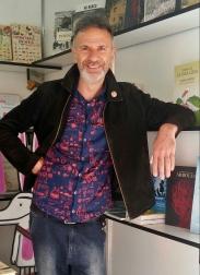 Federico Fernández, ilustrador e profesor da EMAO