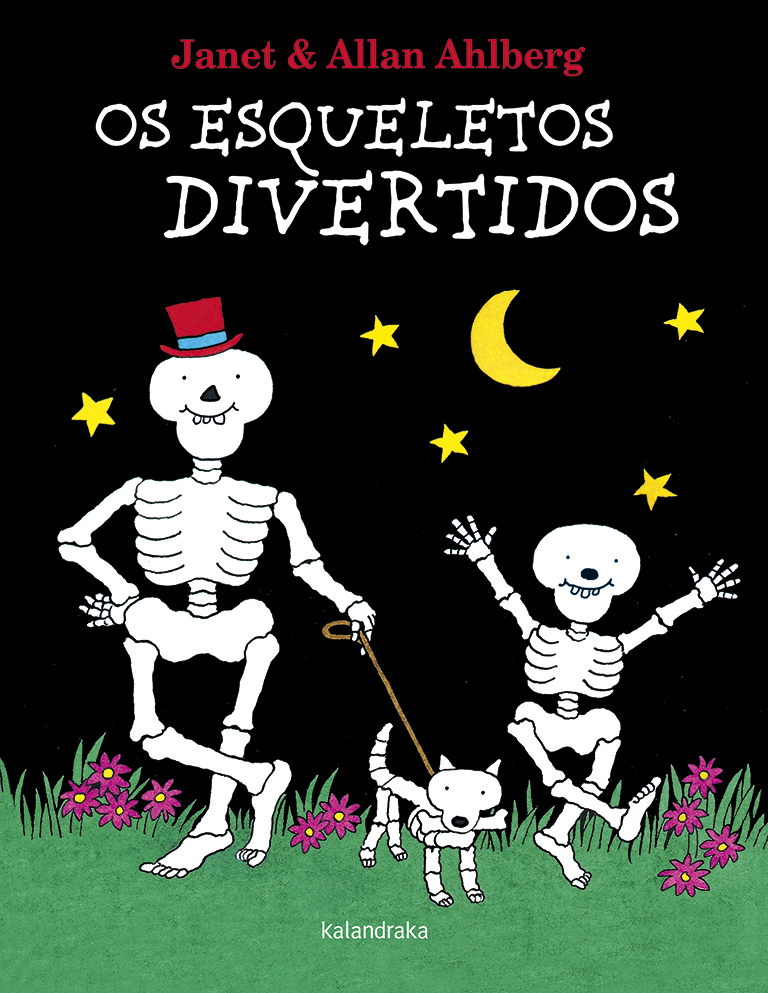 """Os esqueletos divertidos"" (Kalandraka)"