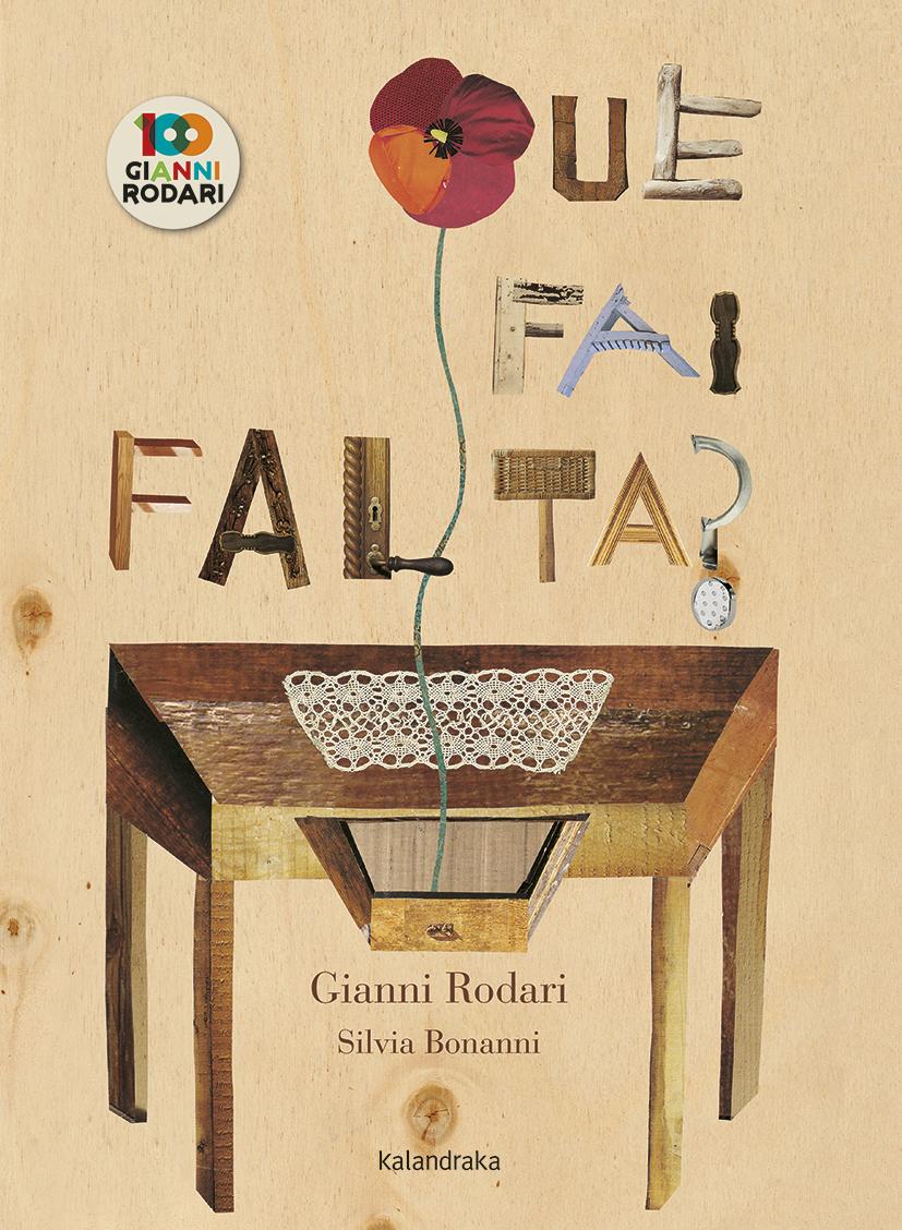"""Que fai falta?"", de Gianni Rodari e Silvia Bonanni (Kalandraka)"